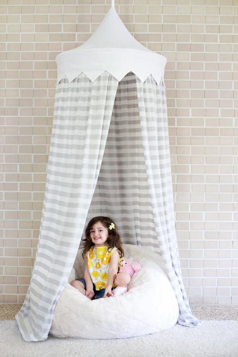 Шатер для ребенка своими руками PachWork - Рукоделие для дома своими руками