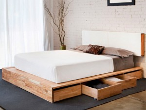 Кровати с шуфлядками